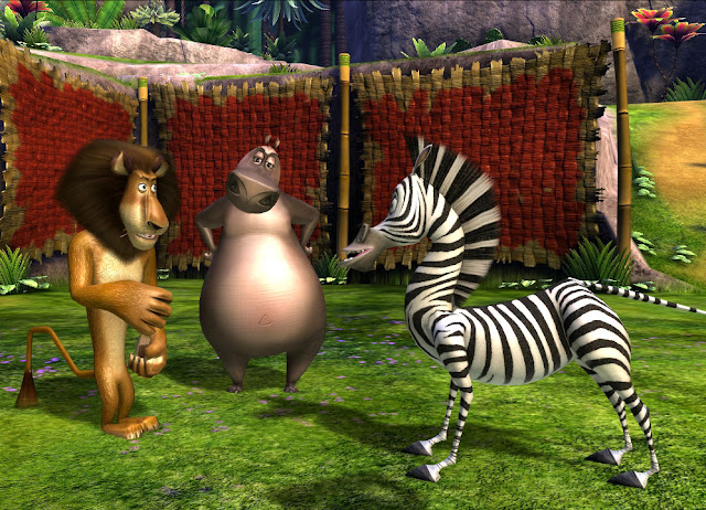 Madagascar Escape 2 Africa PC Free Download Full Version - Space X Zone