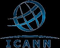 ICANN logo trans