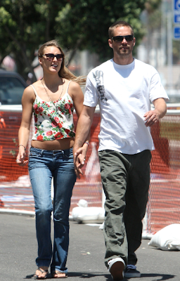 Paul Walker Girlfriend 2013