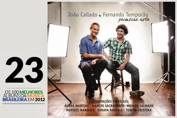 João Callado e Fernando Temporão - Primeira Nota