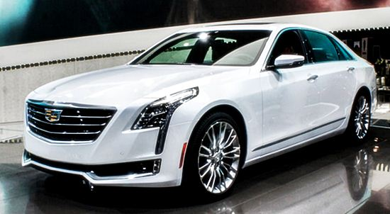 2016 Cadillac Ct6 Price Specs Review Car Drive And Feature