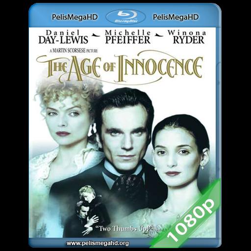 LA EDAD DE LA INOCENCIA (1993) FULL 1080P HD MKV ESPAÑOL LATINO