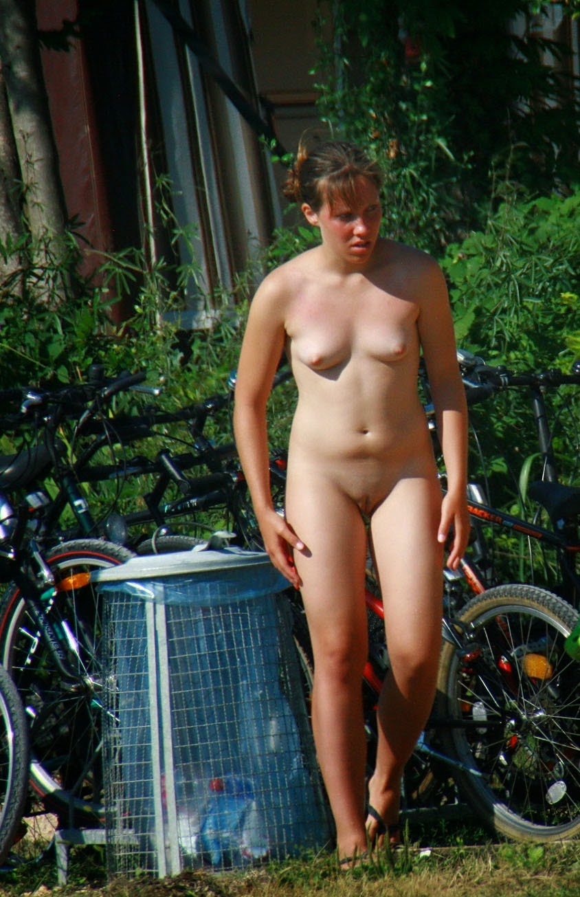 Unexpectedness! free nudist camp pictures think
