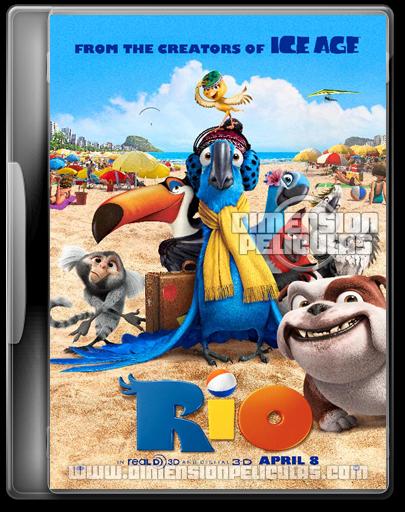 Rio (DVDRip Español Latino) (2011)