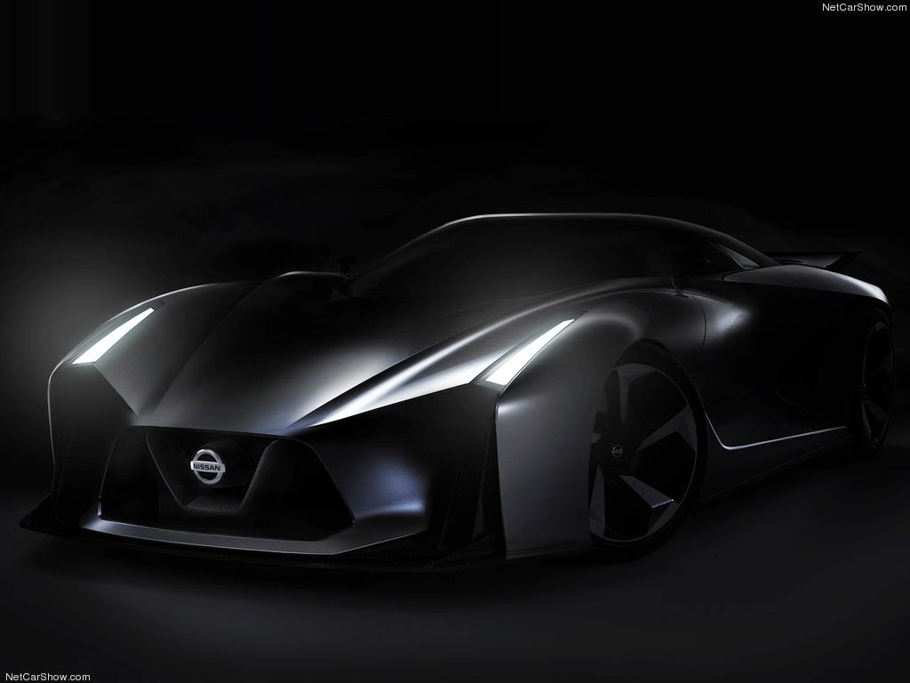 New Nissan Super car 2020 Vision Gran Turismo Concept