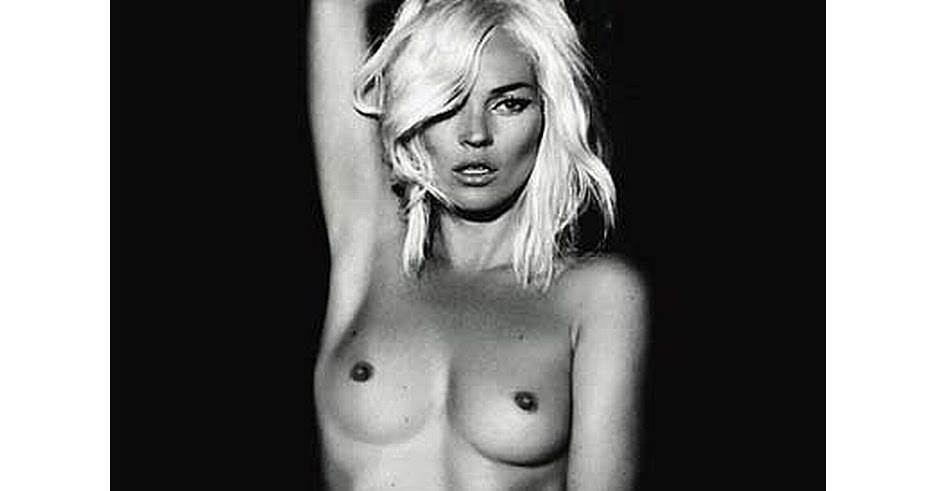 Can Kate moss first nude interesting