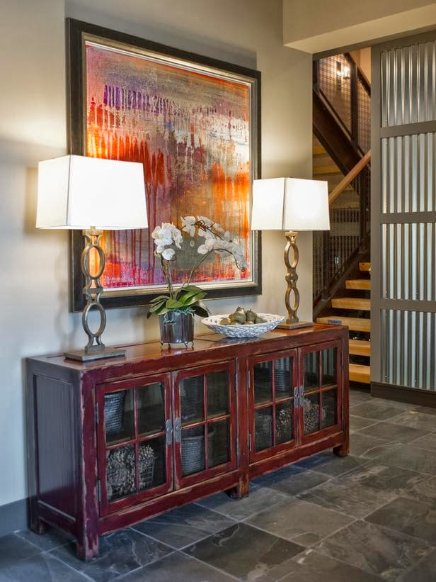 HGTV Dream Home 2014 : Foyer Pictures