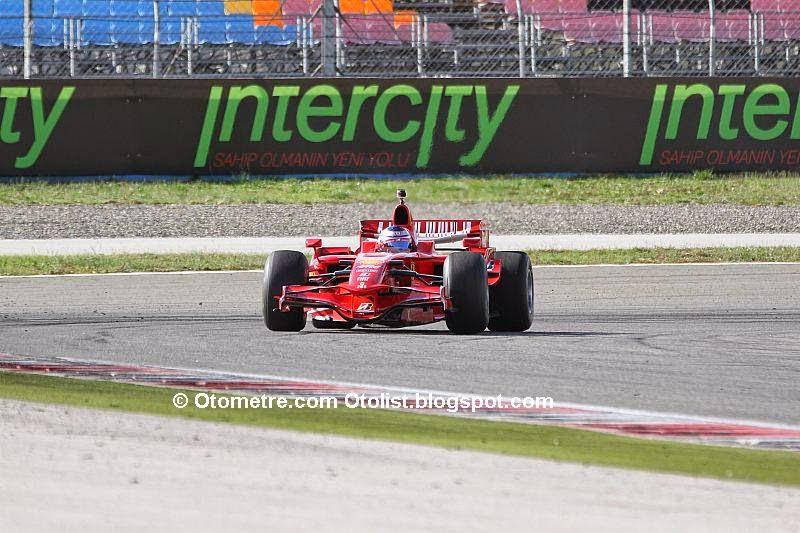Ferrari Formula 1 otomobilleri
