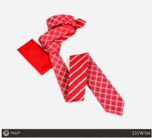 Fashion Double Sided Wool Ties