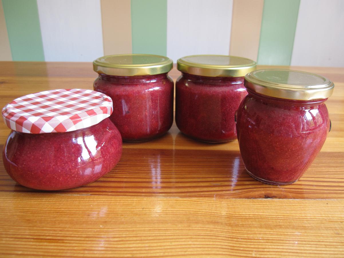 Как сварить джем из лесной клубники пошаговый рецепт
