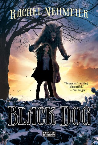 black dog by rachel neumeier book cover