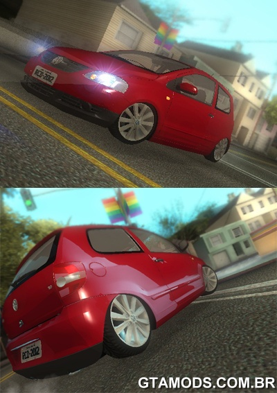 Vw Fox 1.0 Edit
