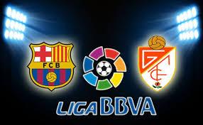 Ver Online Partido Barcelona vs Granada / Jornada 6, Primera División de España (HD)