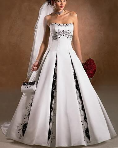 White Corset Wedding Dresses 62