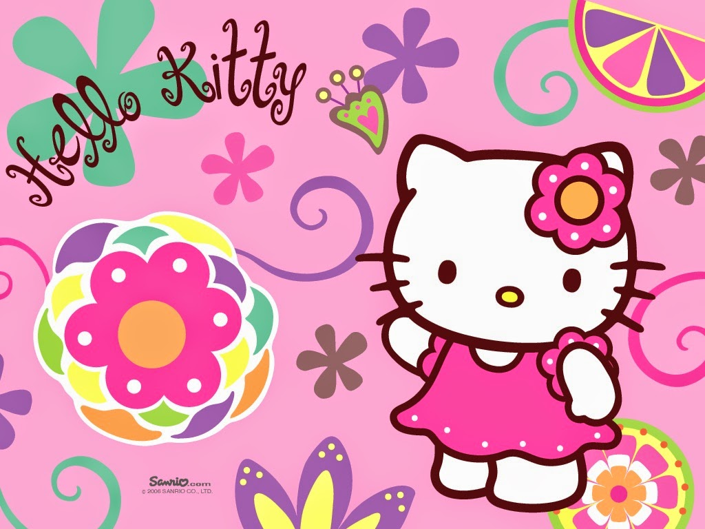 Hello Kitty Coloring Pages Worksheets Cartoon