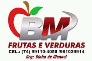 BM FRUTAS E VERDURAS