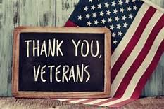 Veteran's Day * November 11