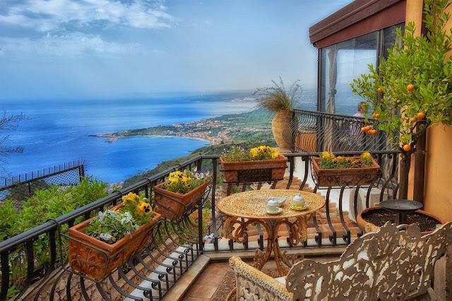 Taormina (Italia) - Villa Ducale 4* - Hotel da Sogno
