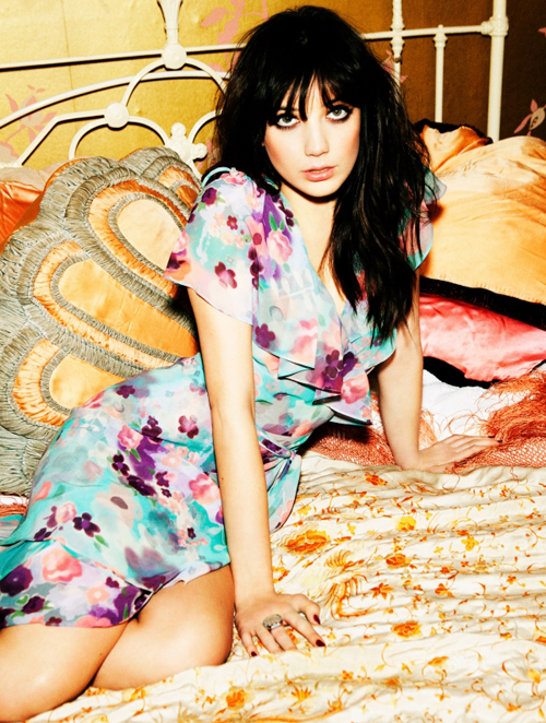 Trend Daisy Lowe Hairstyless
