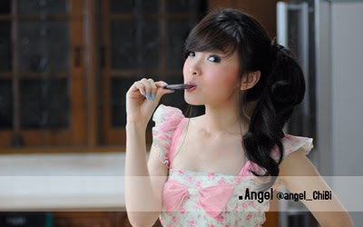 FOTO ANGEL CHIBI (ANGEL CHERRY BELLE)