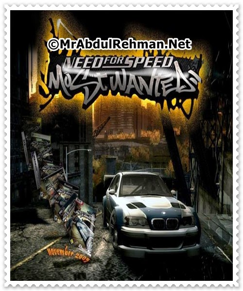 Need For Speed Most Wanted PC Game Free Download Full Version