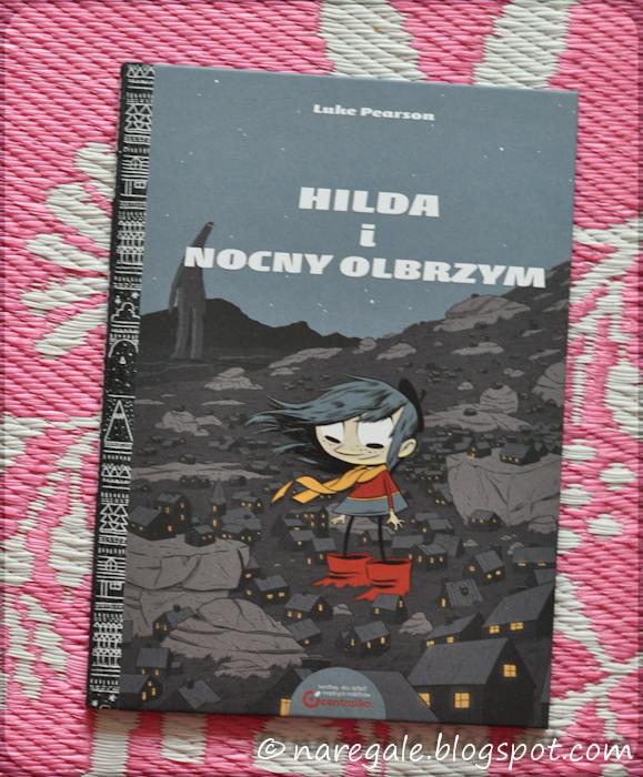 Hilda i nocny olbrzym.