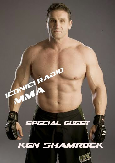 MMA Radio: UFC Hall of Famer Ken Shamrock, UFC on Fox 12 Results, MMA News Highlights