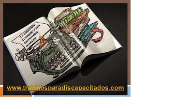 II concurso literario trabajos para discapacitados