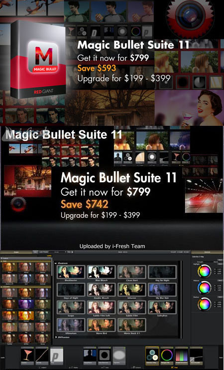 magic bullet suite 11