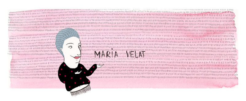 Maria Velat Illustration