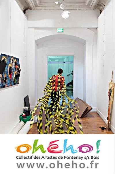 Ohého ! Collectif des Artistes de Fontenay-sous-Bois