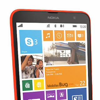 Nokia Lumia 1320 | 6 inch IPS HD Display