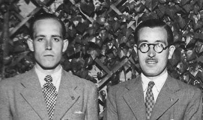 Angel Ribera y Pere Cherta