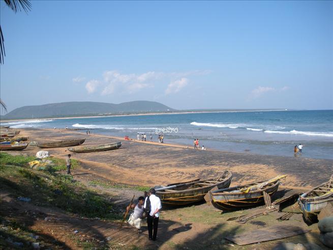 Images of Bheemunipatnam Beach, AP