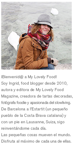 ¡Hola Lovely Foodie!