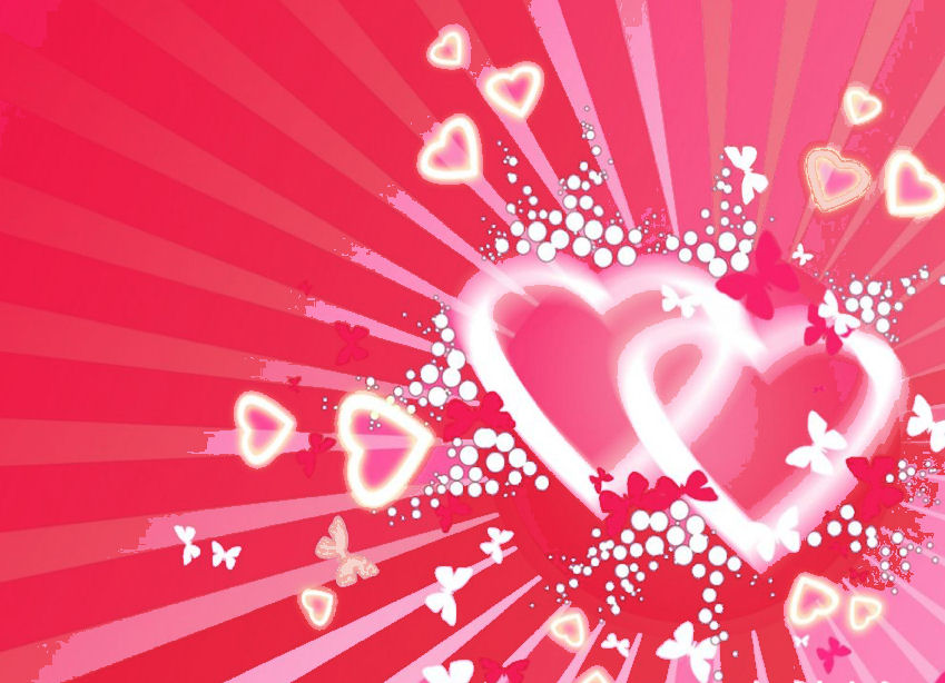 Bilder-Bibliothek: Liebesherzen Nr. 6 - Herzbilder, Herzen