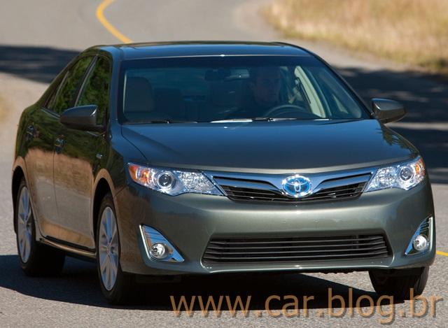 Toyota Camry - carro mais vendido nos EUA