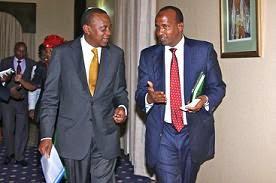 HON. ADAN DUALE - KENYA'S MAJORITY LEADER