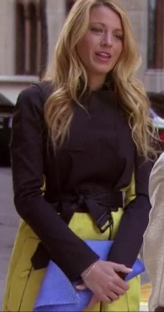 Bags Spotted on Gossip Girl Season 5 Finale (Episode 24)