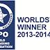 KYOCERA Document Solutions Inc. wins WorldStar Award