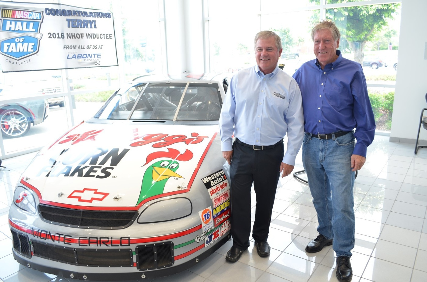 terry labonte chevrolet june 2015. Cars Review. Best American Auto & Cars Review