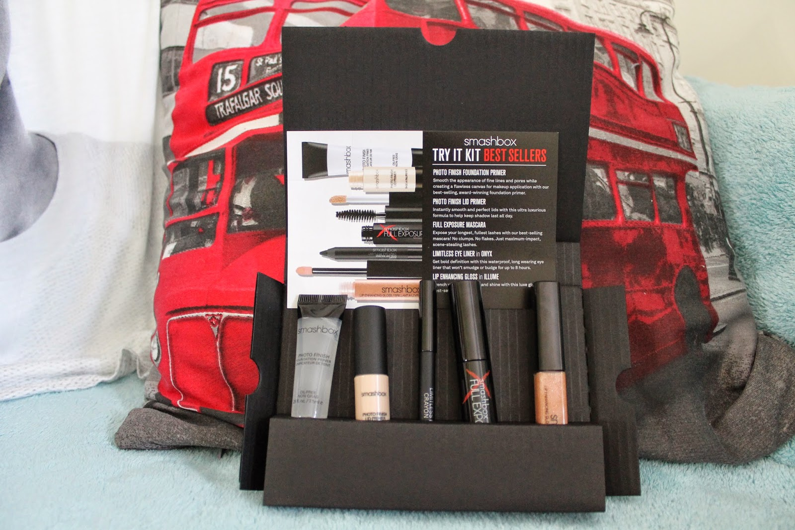 19th Birthday Haul Smashbox Try It Kit