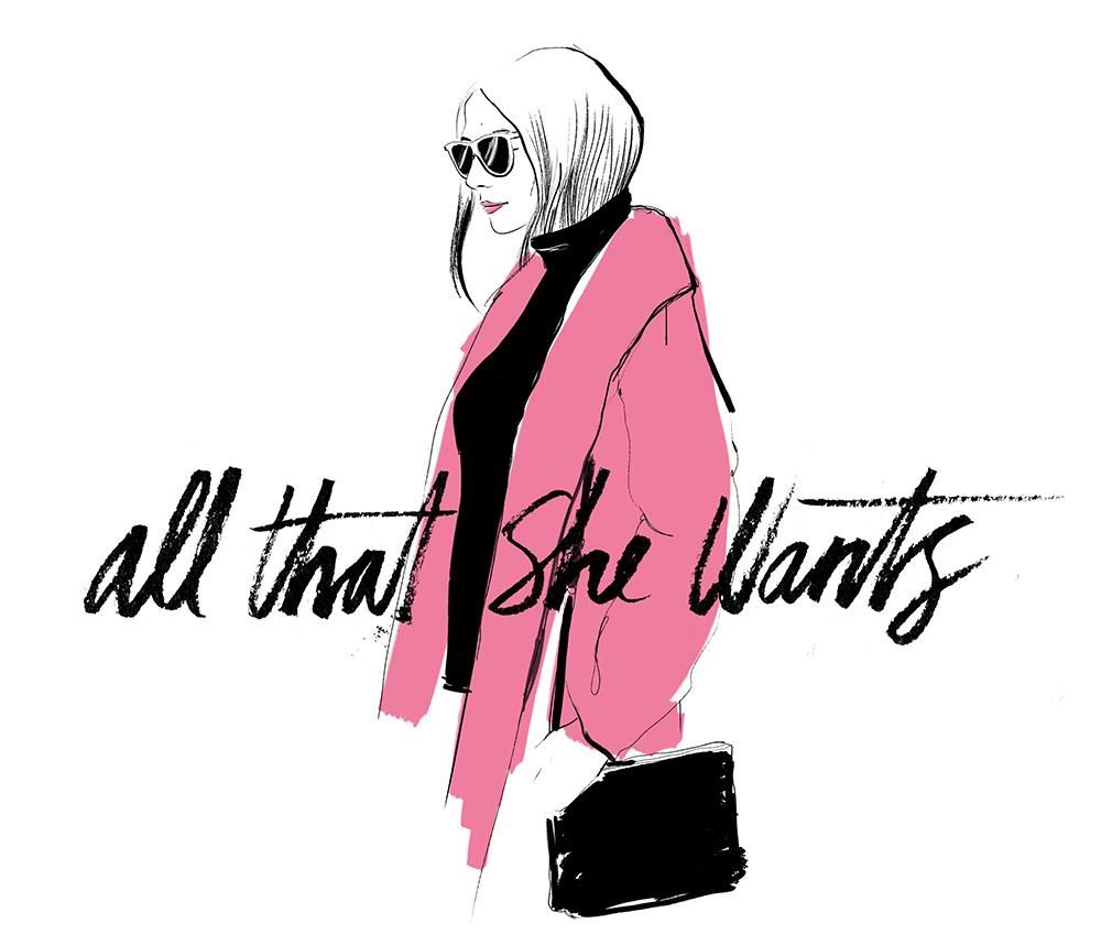 ALL THAT SHE WANTS - blog de moda