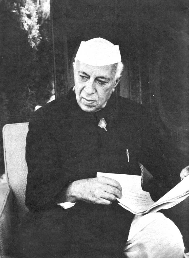 the nehru era Jawaharlal nehru was born in allahabad, the son of a lawyer whose family was originally from kashmir he was educated in england, at harrow school, and then at trinity college, cambridge he.