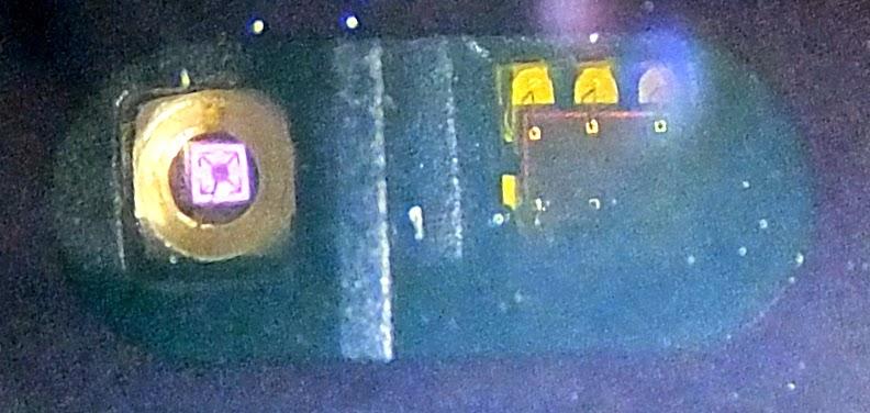CT406 TLS2772 Ambient Ligt Sensor and Proximity sensor on MotoG XT1032