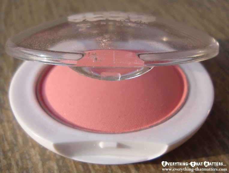 Maybelline+CheekyGlow+Peachy+Sweetie+Swatch+Review+Pictures