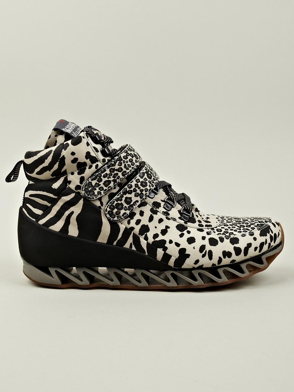 Mundo urbano bernhard willhelm x camper men 39 s to er safari print sneaker - Bernard wilhelm ...