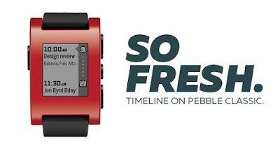 Ya podemos actualizar nuestro Pebble original o steel al firmware 3.0 con el sistema del Pebble Time.
