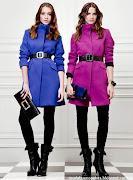 Moda, color y estilo en la colección Markova otoño invierno 2013. markova moda otoã±o invierno