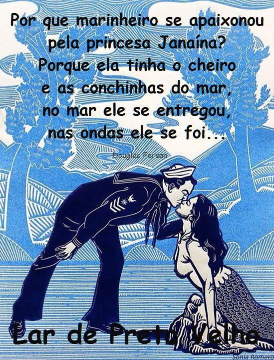 Muito Umbanda em debate: Amor de marinheiro - por Douglas Fersan SD69